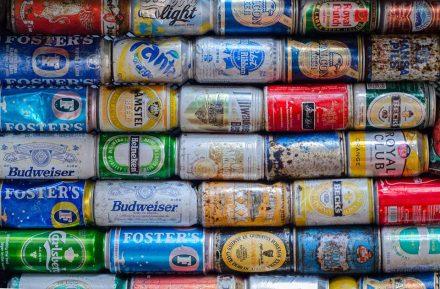 Akcija zbiranja odpadnih plastenk in pločevink