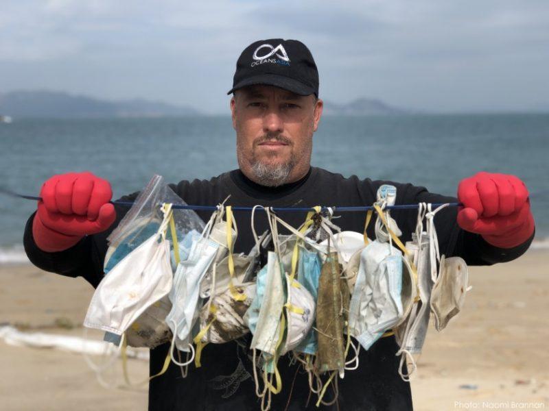 Morja prepolna zaščitne opreme
