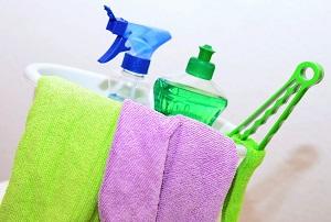 Okolju prijazno spomladansko čiščenje